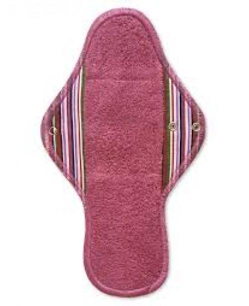 Прокладка Ночная  цвет Полоска (малиновый)