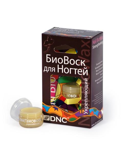 Биовоск для ногтей DNC Укрепляющий (6мл.)
