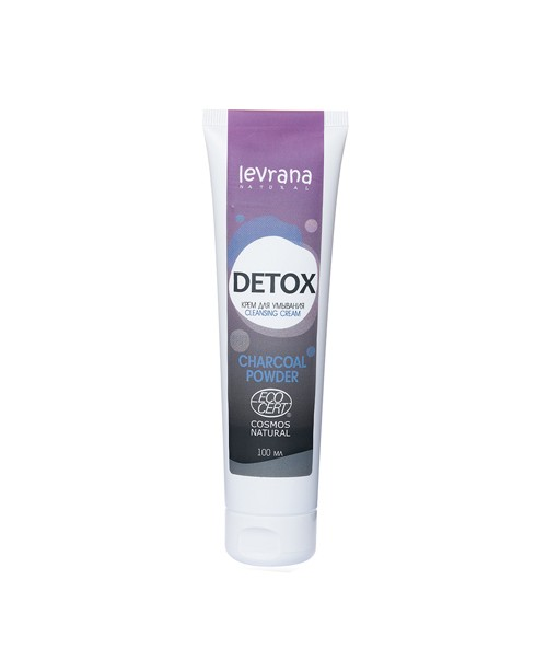 Крем для умывания LEVRANA DETOX (100мл)