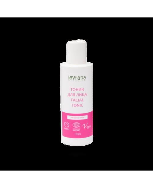 Тоник для лица LEVRANA для сухой кожи EC (150мл.)