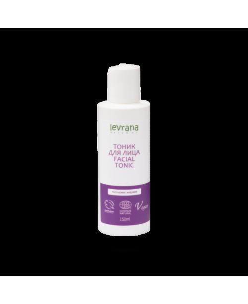 Тоник для лица LEVRANA для жирной кожи EC (150мл.)