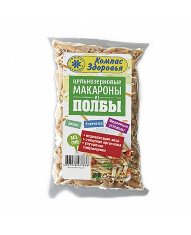 Макароны из полбы Компас здоровья, 350 г