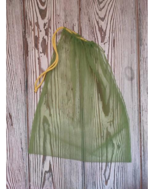 фруктовка средняя 25*30 см цвет зеленый