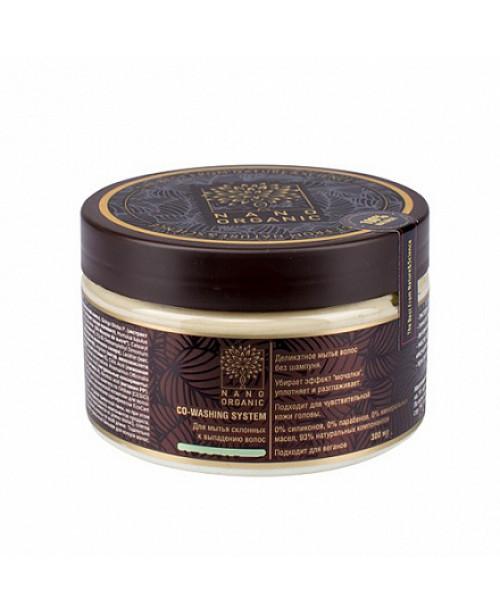 Ковошинг-бальзам Nano Organic для волос от выпадения (300 мл)