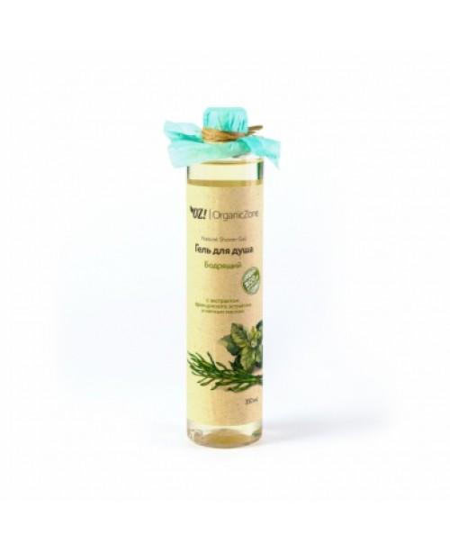 Гель для душа Organic Zone Бодрящий (350мл)