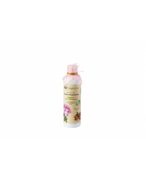Бальзам для волос Organic Zone для секущихся и ослабленных волос Эффект ламинирования (250мл)