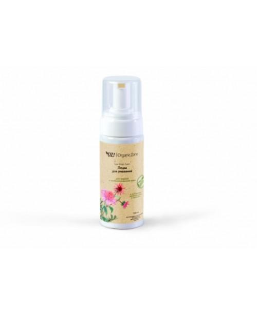 Пенка для умывания Organic Zone Для жирной и комбинированной кожи (150мл)