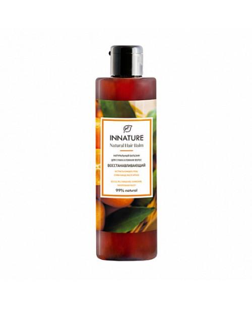 Бальзам Innature Восстанавливающий для сухих и ломких волос (250мл)