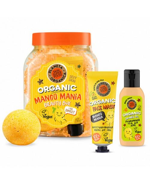 """Набор подарочный """"Mango mania"""" Planeta Organica"""