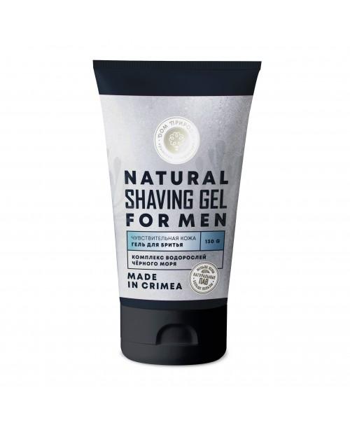 Гель для бритья Дом Природы мужской для чувствительной кожи (100г)