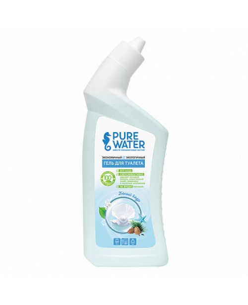 Гель для туалета Pure Water Белый кедр (500мл)
