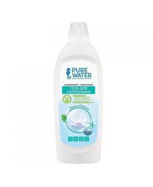 Гель для сантехники Pure Water Горная свежесть (500мл)