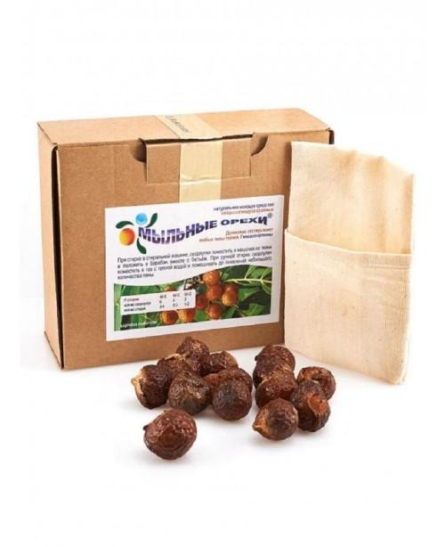 Мыльные орехи® для стирки S.Mukorossi 200 гр. (с мешочком для стирки)