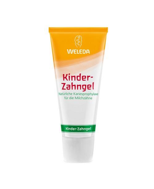 Зубная паста детская гелевая Weleda (Германия), 50 мл