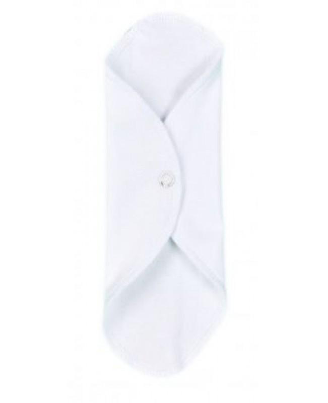 Женская многоразовая прокладка ЕЖЕДНЕВНАЯ цвет белый