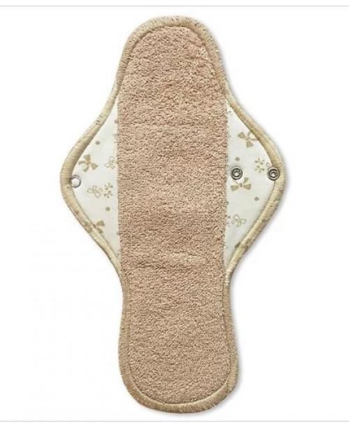 Прокладка Ночная  цвет Миндаль, 27 см